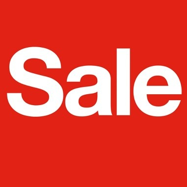 Clearance sale from FabricWire